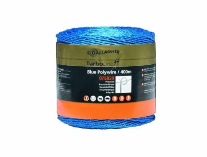 Pachet Polywire Albastru (2 x 400m)